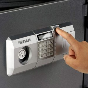 reasons you need a biometric safe