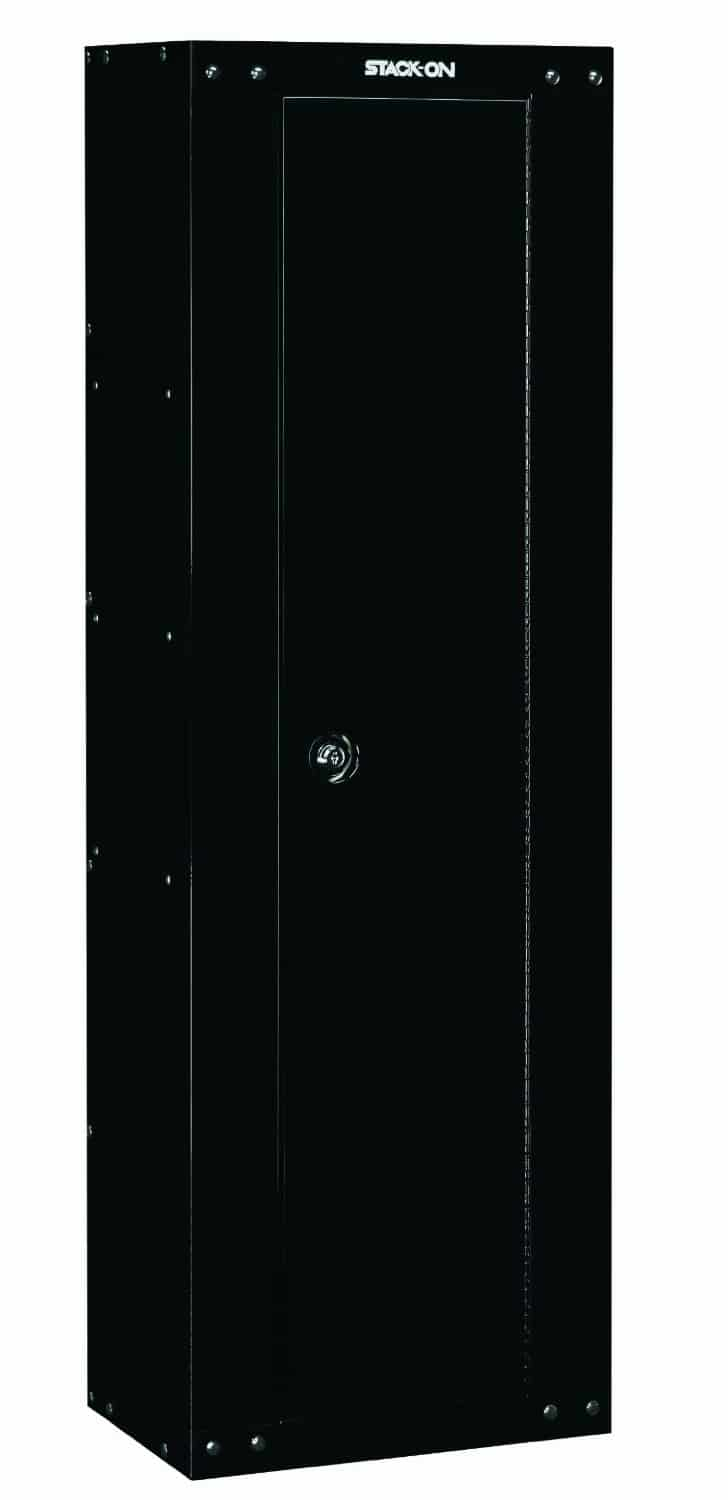 Stack-On GCB-8RTA Gun Safe Review | Gun Safe Guru