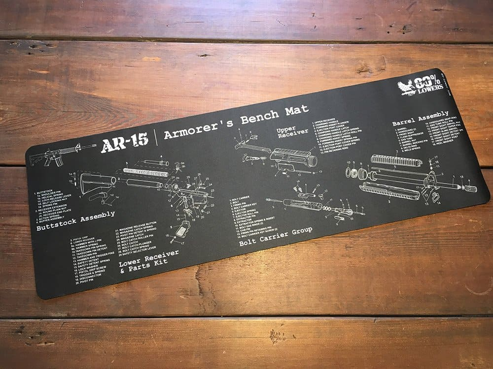 best gun cleaning mat